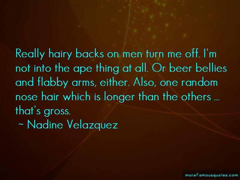 Nadine Velazquez Quotes Pictures 4