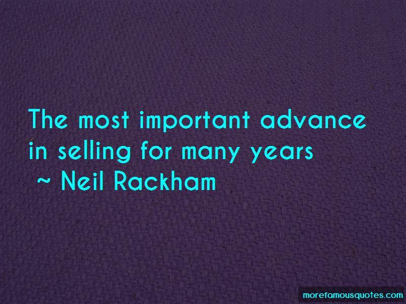 Neil Rackham Quotes Pictures 2