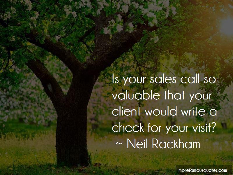 Neil Rackham Quotes Pictures 3