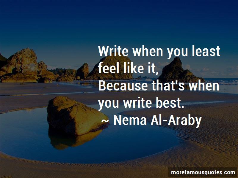 Nema Al-Araby Quotes Pictures 4