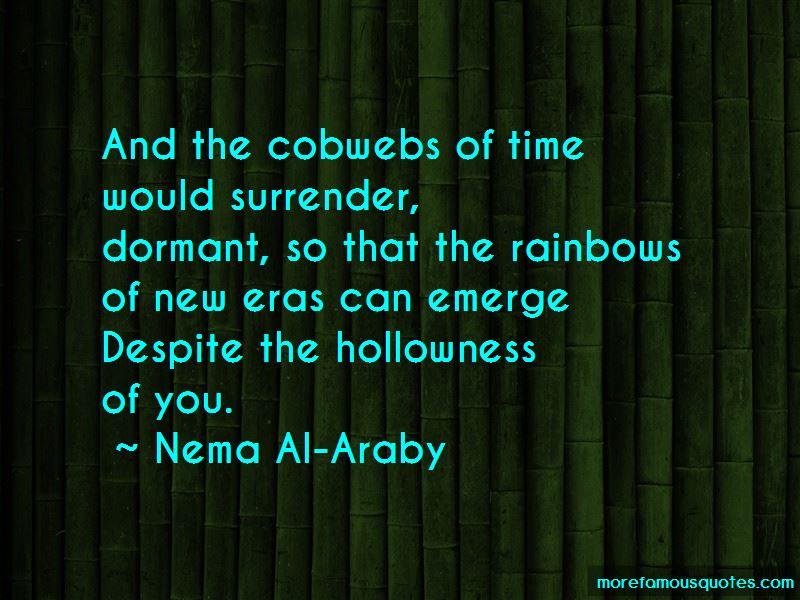 Nema Al-Araby Quotes