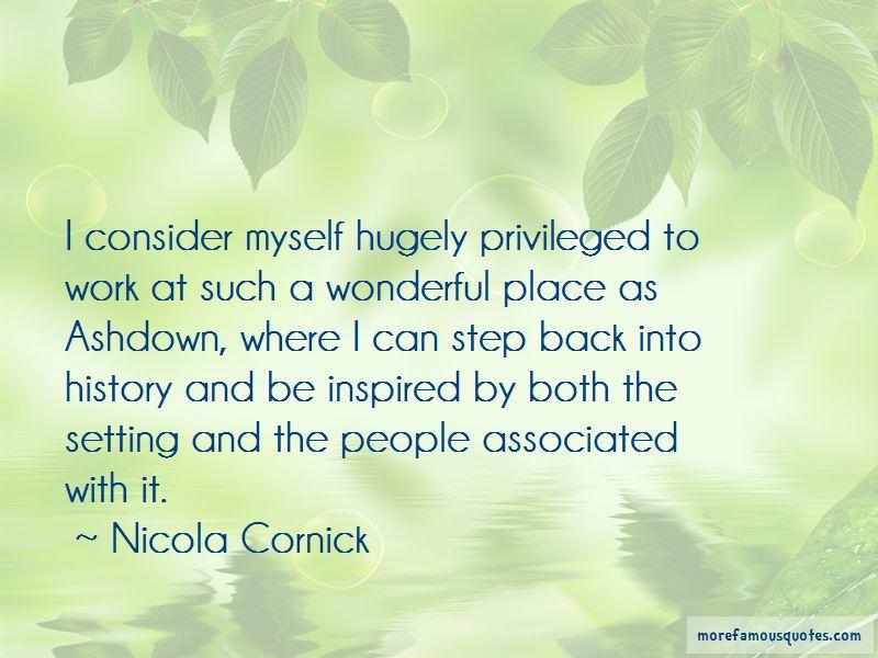 Nicola Cornick Quotes Pictures 2