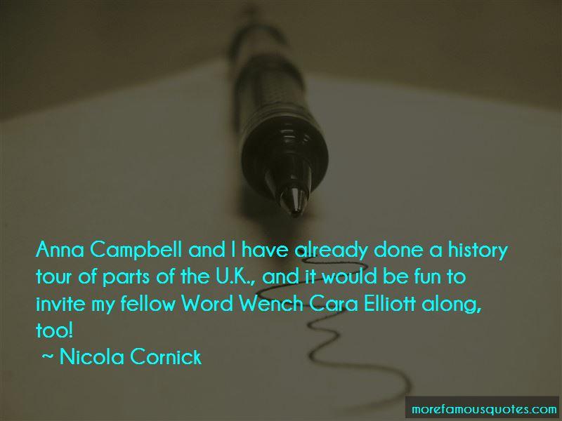 Nicola Cornick Quotes Pictures 3