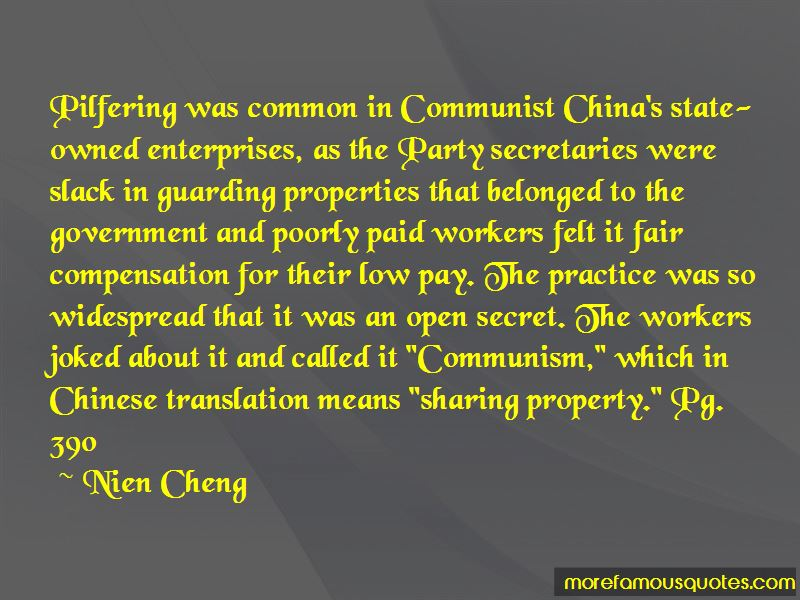 Nien Cheng Quotes Pictures 3