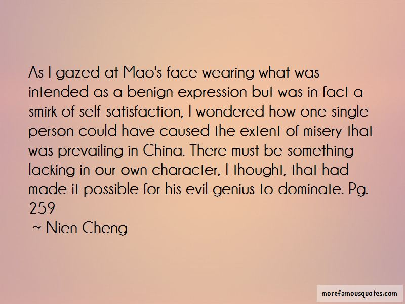 Nien Cheng Quotes Pictures 4