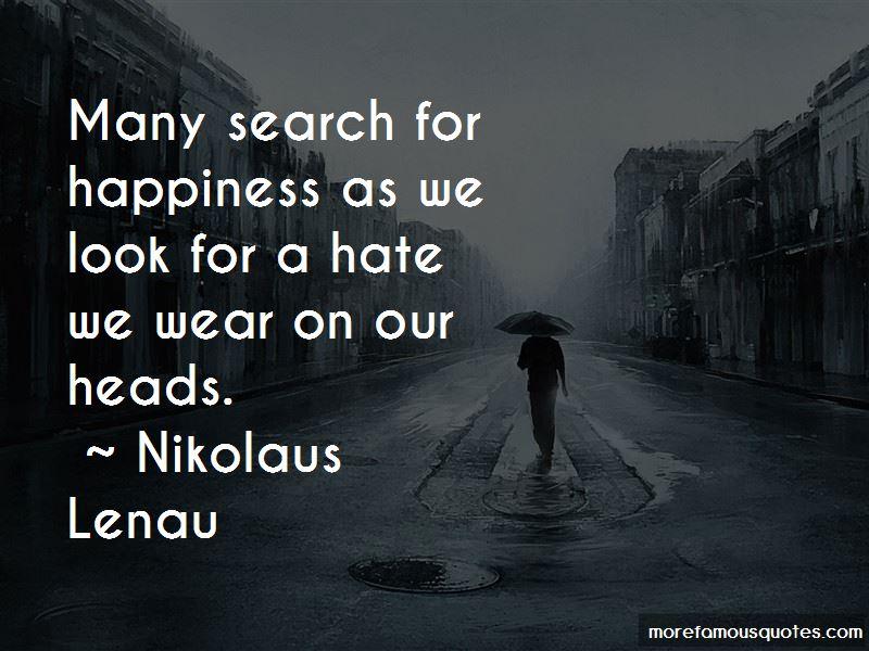 Nikolaus Lenau Quotes
