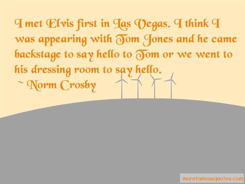 Norm Crosby Quotes Pictures 2