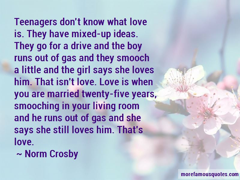 Norm Crosby Quotes Pictures 3