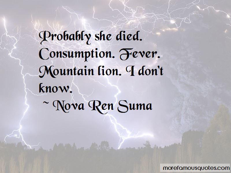 Nova Ren Suma Quotes Pictures 2