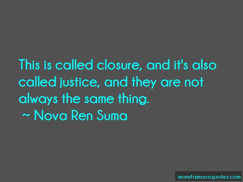 Nova Ren Suma Quotes Pictures 3