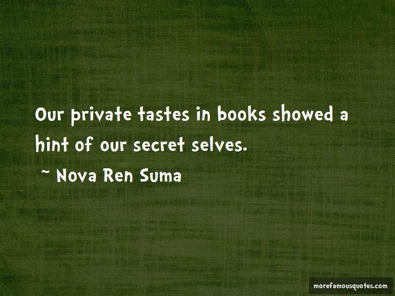 Nova Ren Suma Quotes Pictures 4