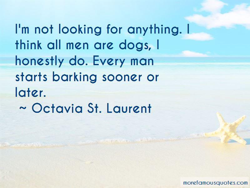 Octavia St. Laurent Quotes