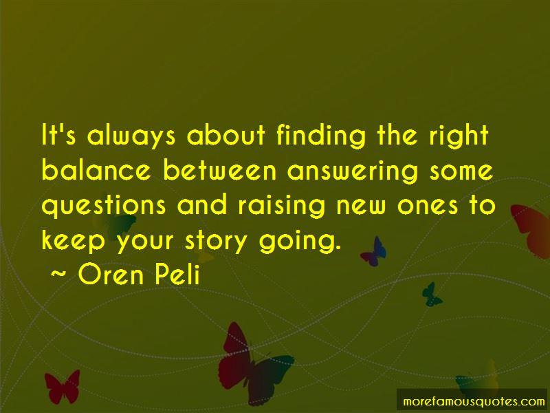 Oren Peli Quotes Pictures 2