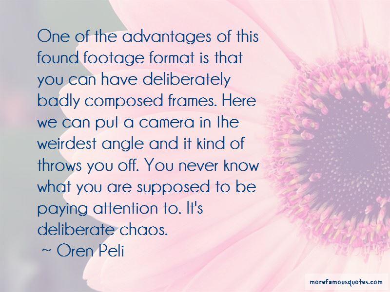 Oren Peli Quotes Pictures 3
