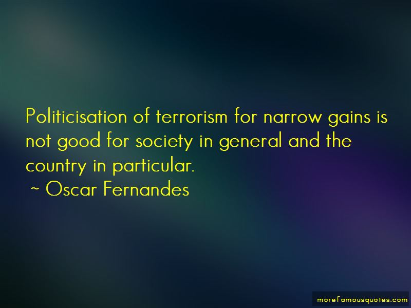Oscar Fernandes Quotes Pictures 2