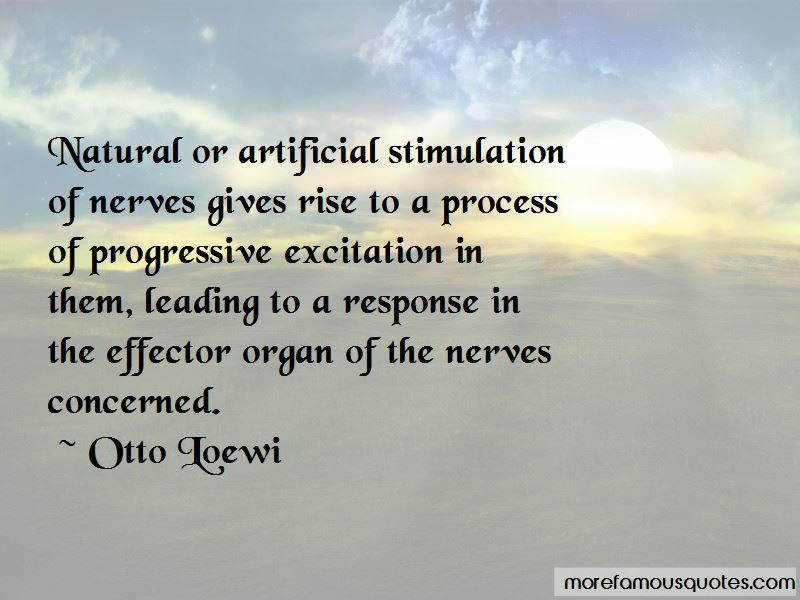 Otto Loewi Quotes