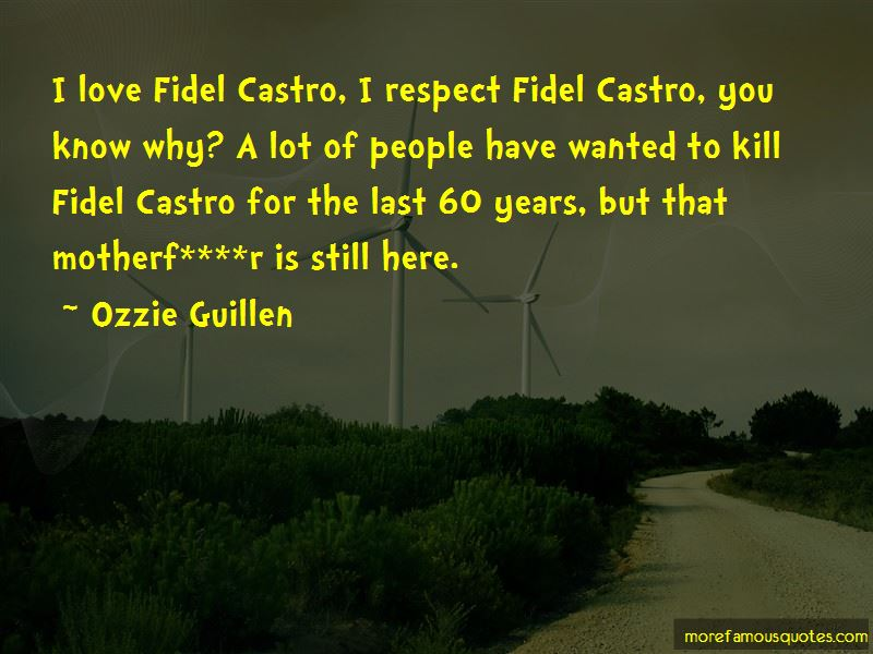 Ozzie Guillen Quotes Pictures 3
