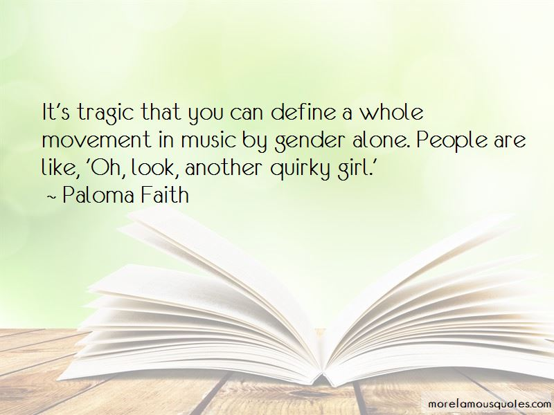 Paloma Faith Quotes Pictures 2