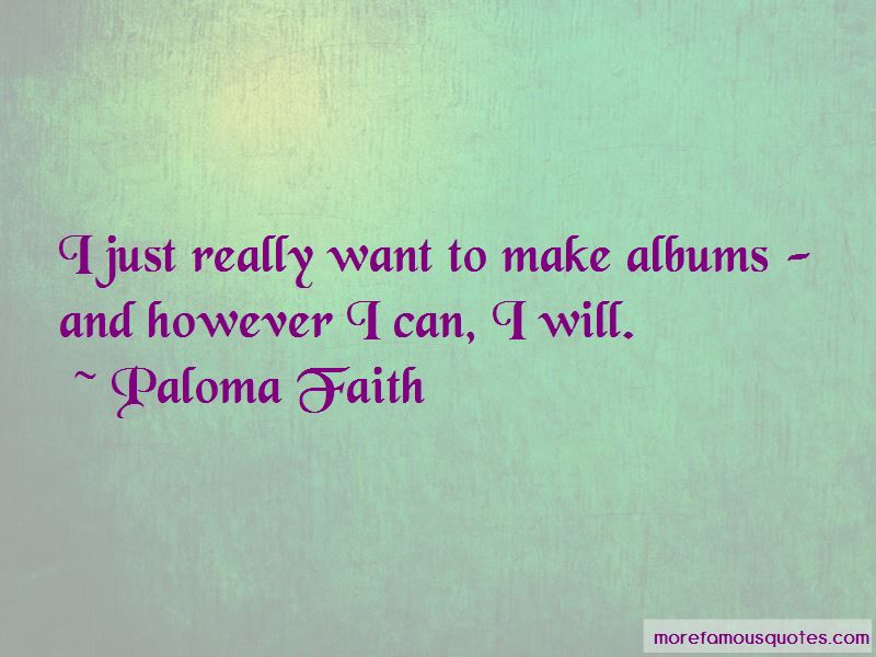 Paloma Faith Quotes Pictures 4