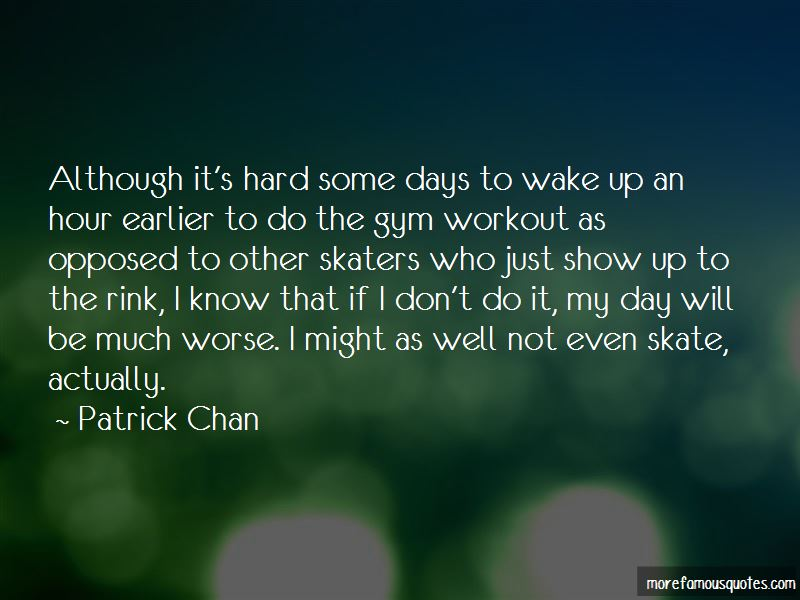 Patrick Chan Quotes Pictures 2