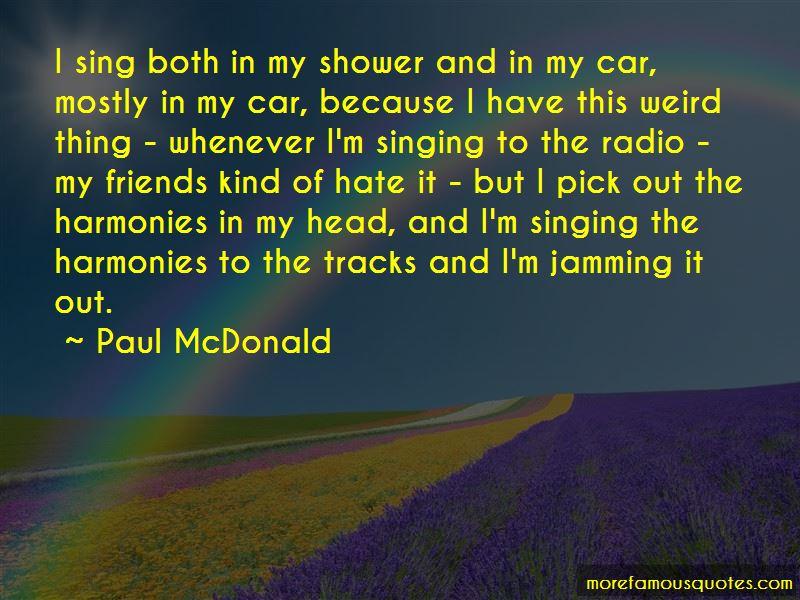 Paul McDonald Quotes Pictures 3