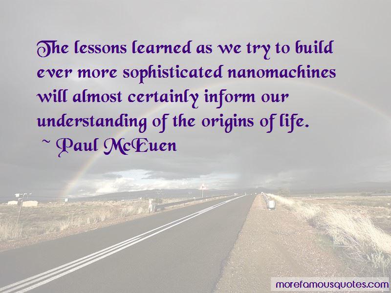 Paul McEuen Quotes Pictures 3