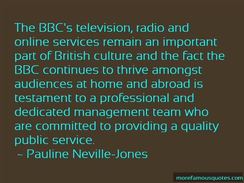 Pauline Neville-Jones Quotes Pictures 3