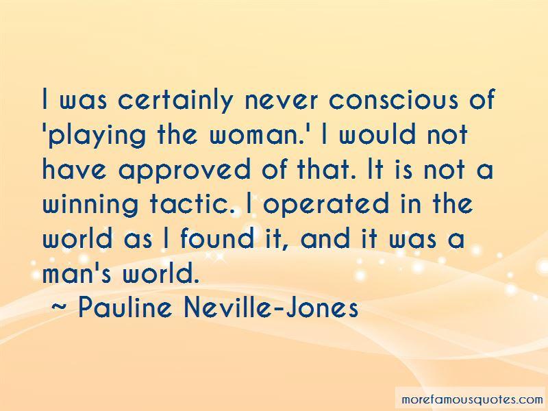 Pauline Neville-Jones Quotes Pictures 4