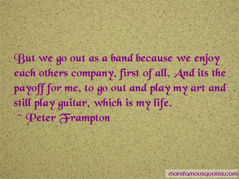 Peter Frampton Quotes Pictures 3