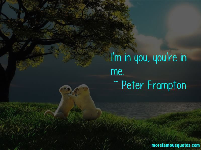 Peter Frampton Quotes Pictures 4