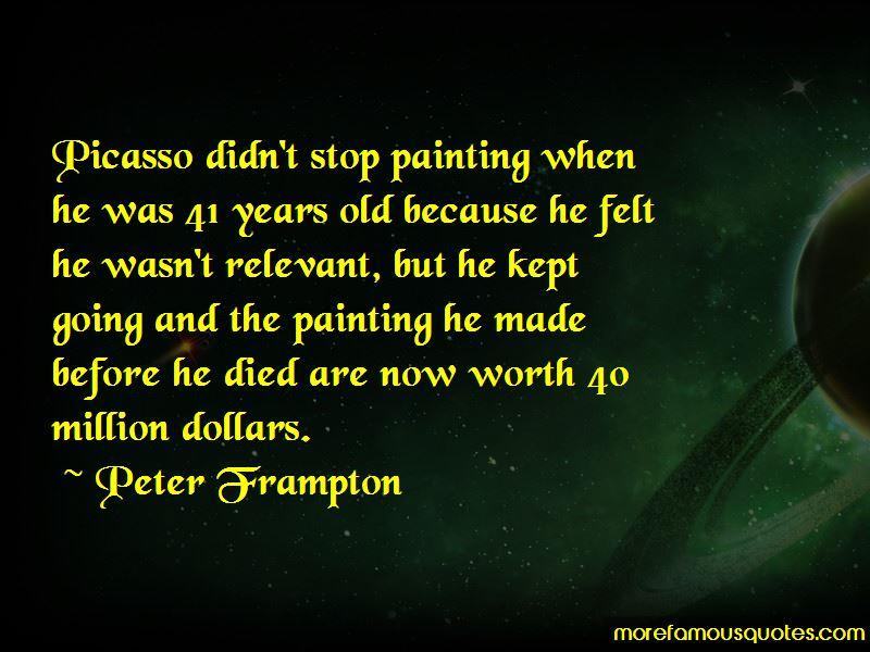 Peter Frampton Quotes