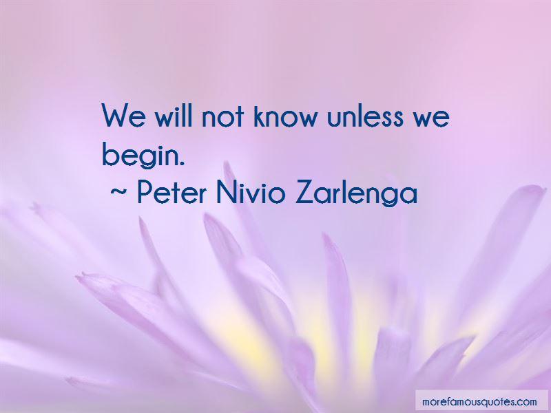 Peter Nivio Zarlenga Quotes Pictures 4