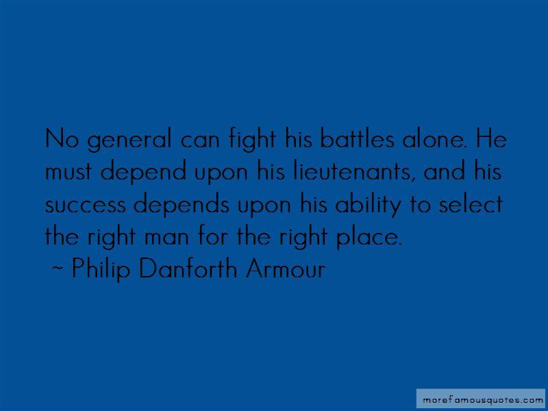 Philip Danforth Armour Quotes Pictures 2