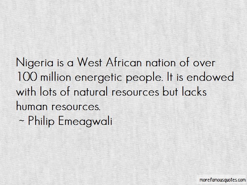 Philip Emeagwali Quotes Pictures 2