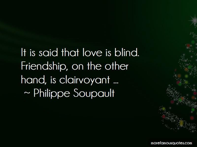 Philippe Soupault Quotes
