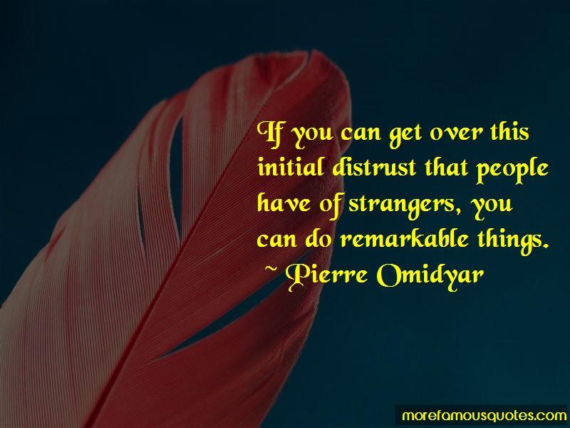 Pierre Omidyar Quotes
