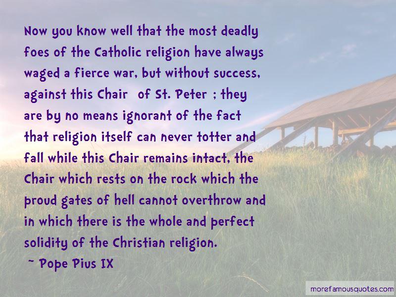 Pope Pius IX Quotes Pictures 2
