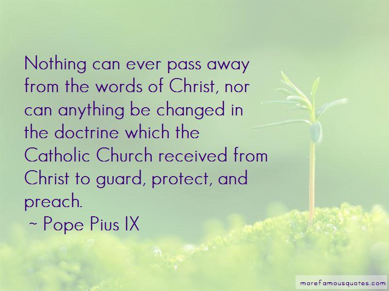 Pope Pius IX Quotes Pictures 3