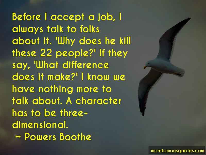 Powers Boothe Quotes Pictures 4