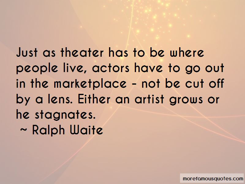 Ralph Waite Quotes Pictures 4
