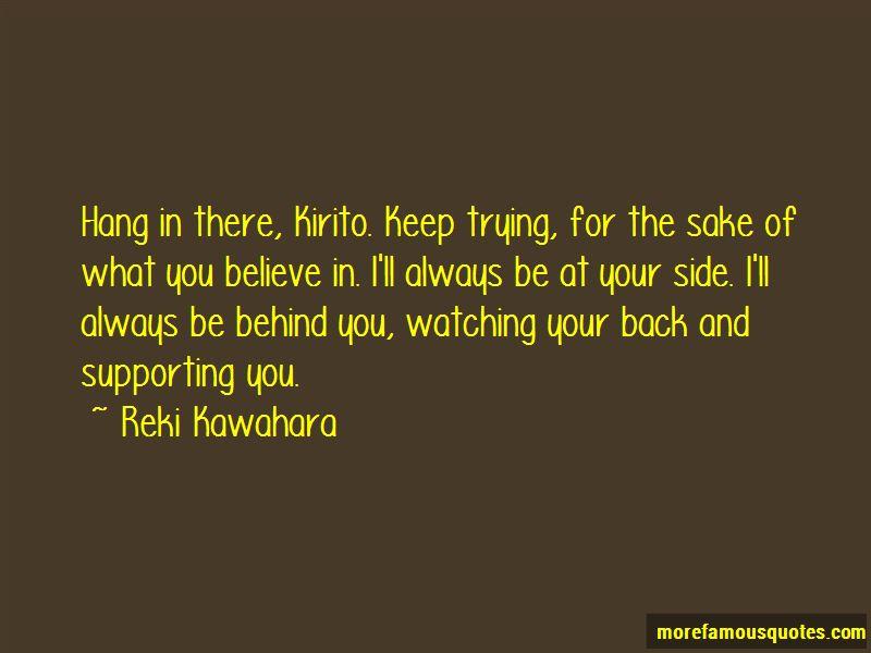 Reki Kawahara Quotes Pictures 4