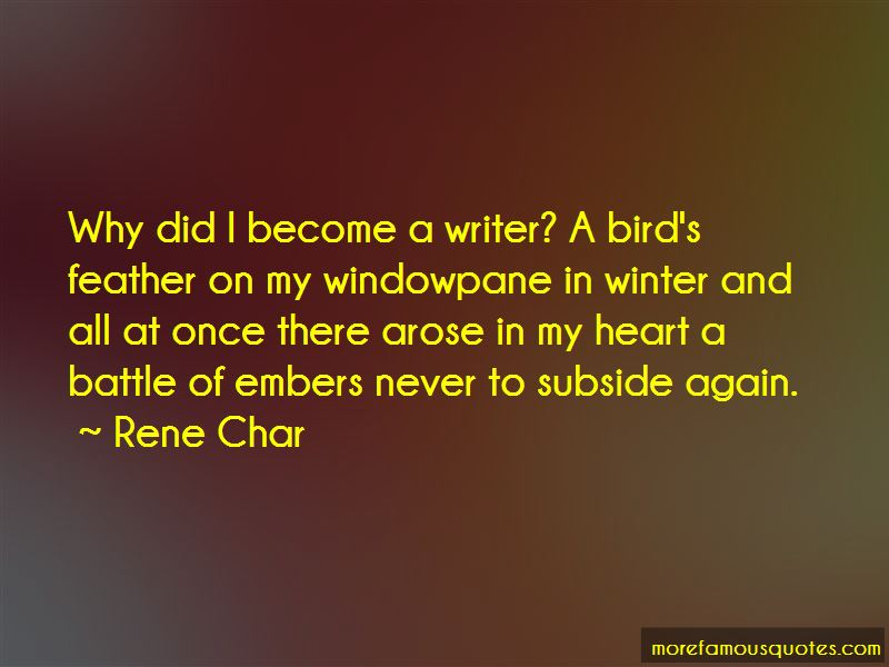 Rene Char Quotes Pictures 3