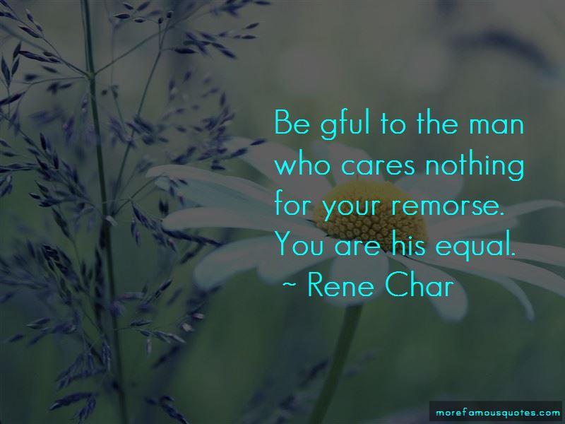 Rene Char Quotes