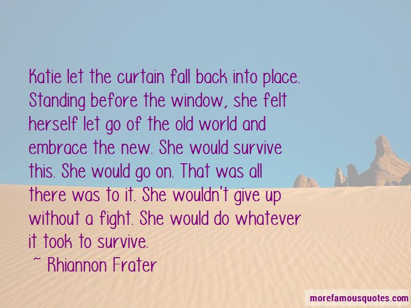 Rhiannon Frater Quotes Pictures 3