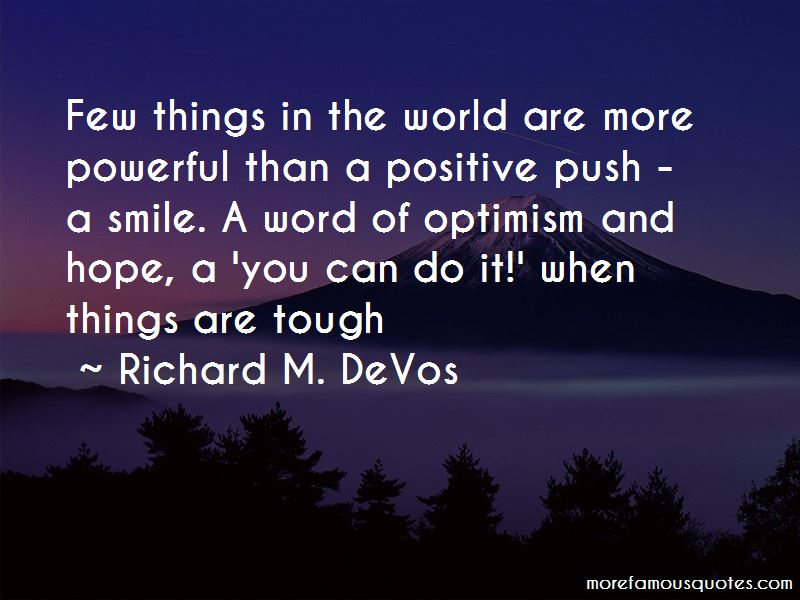 Richard M. DeVos Quotes Pictures 2