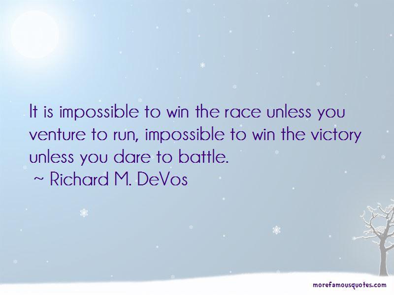Richard M. DeVos Quotes Pictures 3