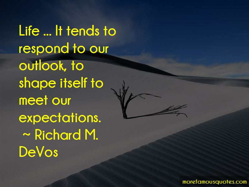 Richard M. DeVos Quotes Pictures 4