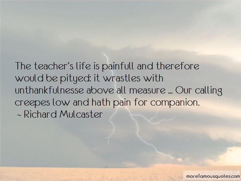 Richard Mulcaster Quotes