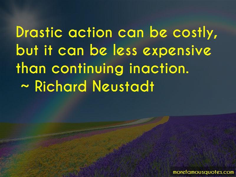 Richard Neustadt Quotes