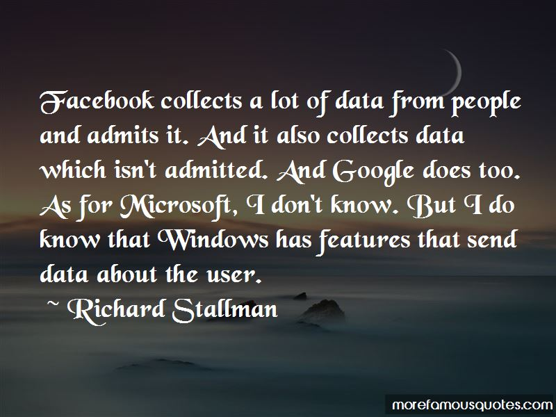Richard Stallman Quotes Pictures 3